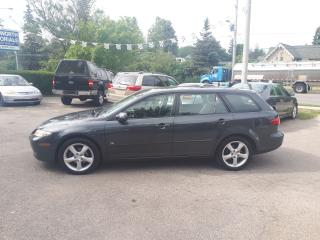 Used 2005 Mazda MAZDA6 GS for sale in Guelph, ON