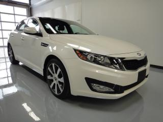 Used 2011 Kia Optima EX Luxury ,Navi,PANO ROOF,LOW KM, MINT for sale in North York, ON