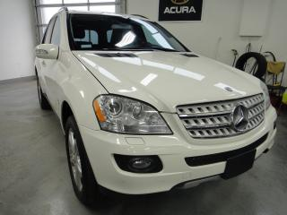 Used 2006 Mercedes-Benz ML-Class LOW KM,MINT,SERVICE RECORD, for sale in North York, ON
