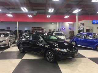 Used 2014 Honda Civic EX AUT0 A/C SUNROOF BACKUP  CAMERA 86K for sale in North York, ON