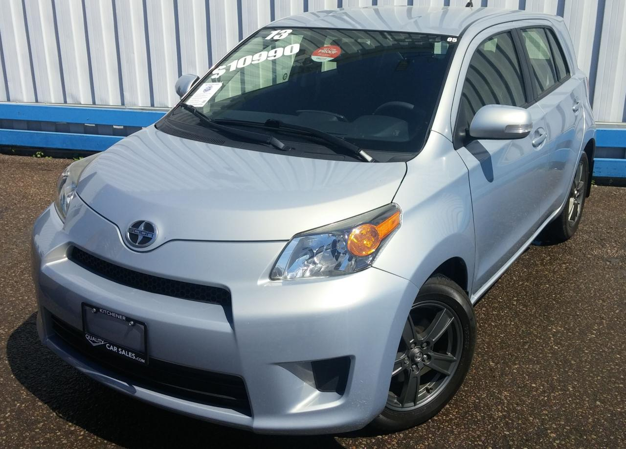 Used 2013 Scion xD *AUTOMATIC* for Sale in Kitchener, Ontario ...