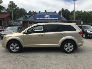 Used 2010 Dodge Journey SXT for sale in Flesherton, ON