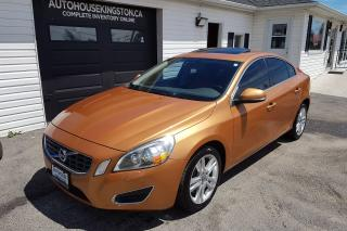 Used 2011 Volvo S60 T6 AWD Level 3 for sale in Kingston, ON