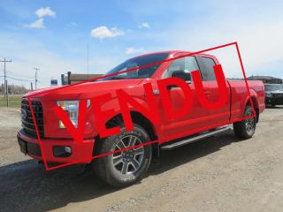 Used 2015 Ford F-150 Cabine Super 4RM 145 po Lariat for sale in Lévis, QC