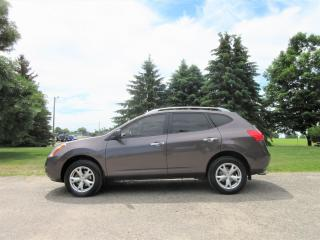 Used 2010 Nissan Rogue SL- 4 Cylinder for sale in Thornton, ON
