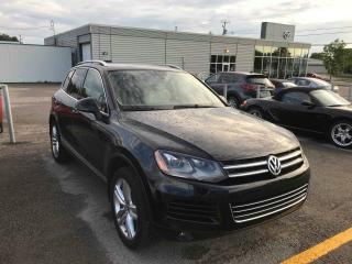 Used 2013 Volkswagen Touareg 4 portes, V6, Comfortline for sale in Alma, QC