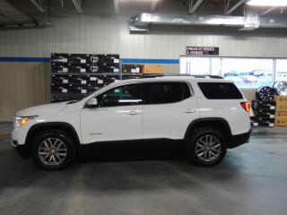 Used 2018 GMC Acadia SLE 2 for sale in Amos, QC