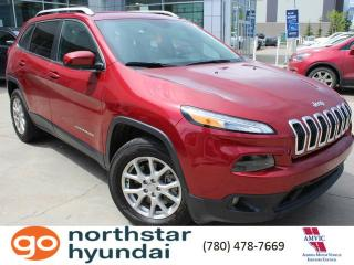 Used 2016 Jeep Cherokee NORTH/4X4/HITCH/USB/ALLOYS for sale in Edmonton, AB