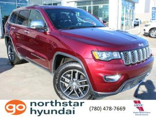 Used 2018 Jeep Grand Cherokee LIMITED/LEATHER/SUNROOF/BACKUPCAM for sale in Edmonton, AB