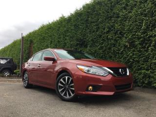 Used 2017 Nissan Altima 2.5 SV + SUNROOF + BLIND-SPOT MONITORING SYSTEM for sale in Surrey, BC