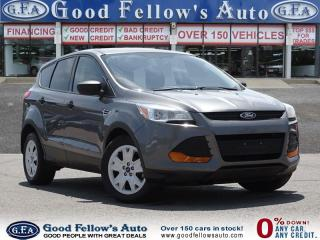 Used 2014 Ford Escape SE MODEL, 4CYL 2.5 LITER, REARVIEW CAMERA for sale in North York, ON