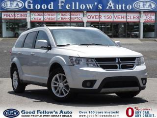 Used 2014 Dodge Journey SXT MODEL, 5 PASSENGER, 4CYL 2.4 LITER for sale in North York, ON