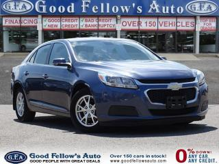 Used 2014 Chevrolet Malibu LS Fleet for sale in North York, ON