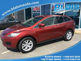 Used 2008 Mazda CX-7 GS AWD for sale in Ste-Marie, QC