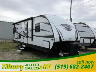 New 2019 Highland Ridge RV 2410RL Open Range Ultra Lite TRAVEL-TRAILER for sale in Tilbury, ON