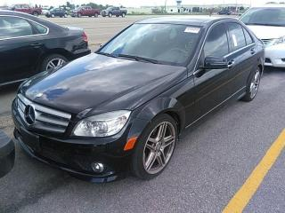 Used 2010 Mercedes-Benz C-Class C350 LOW KM NAV-REAR CAM-BLUETOOTH-SUNROOF for sale in Oakville, ON