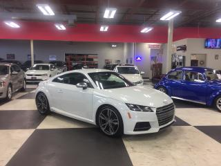 Used 2016 Audi TTS 2.0T AUT0 NAVIGATION SPORT PKG 84K for sale in North York, ON