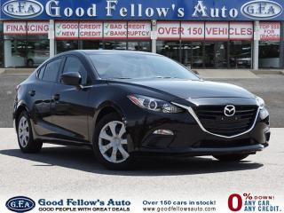 Used 2015 Mazda MAZDA3 GX MODEL, SKYACTIVE for sale in North York, ON