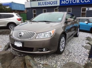 Used 2011 Buick LaCrosse CXL for sale in Parksville, BC