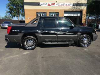 Used 2003 Chevrolet Avalanche 1500, 5 portes, cabine multiplace, empat for sale in St-Sulpice, QC