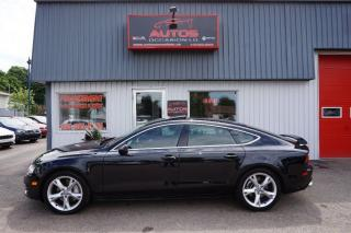 Used 2012 Audi A7 Premium Quattro Cuir for sale in Saint-romuald, QC