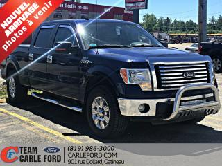Used 2010 Ford F-150 Ford F-150 XLT 2010, caméra de recul for sale in Gatineau, QC