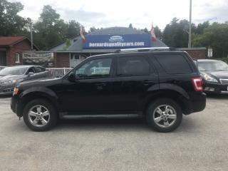 Used 2010 Ford Escape Limited for sale in Flesherton, ON