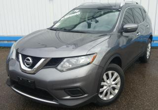Used 2014 Nissan Rogue S AWD *BLUETOOTH* for sale in Kitchener, ON