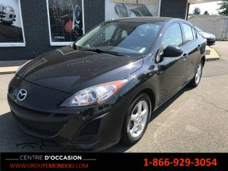 Used 2011 Mazda MAZDA3 Berline 4 portes, for sale in St-Georges-de-Champlain, QC
