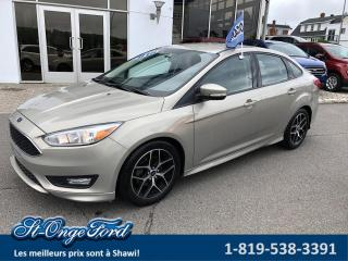 Used 2015 Ford Focus Berline SE 4 portes for sale in Shawinigan, QC