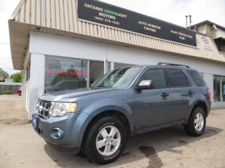 Used 2011 Ford Escape LOW KM XLT,NOT A SCRATCH, LIKE NEW, V6 for sale in Mississauga, ON