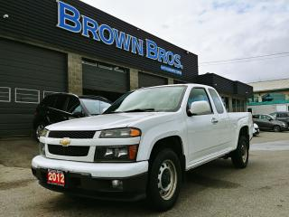 Used 2012 Chevrolet Colorado LT, LOCAL, ACCIDENT FREE for sale in Surrey, BC