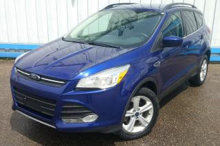 Used 2014 Ford Escape SE *LEATHER-NAVIGATION* for sale in Kitchener, ON
