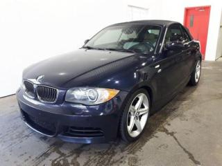 Used 2009 BMW 1 Series 135i for sale in Drummondville, QC
