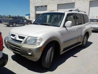 Used 2003 Mitsubishi MONTERO LIMITED LT for sale in Innisfil, ON