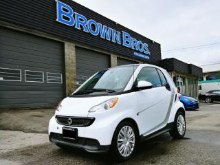 Used 2014 Smart fortwo Pure, LOCAL, ACCIDENT FREE, SAVE FUEL! for sale in Surrey, BC