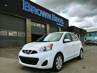 Used 2016 Nissan Micra SV, LOCAL, NO ACCIDENTS, for sale in Surrey, BC