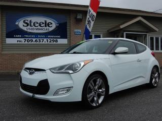 Used 2013 Hyundai Veloster w/Tech for sale in Corner Brook, NL