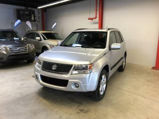 Used 2010 Suzuki Grand Vitara JLX 4WD AUTO, 4 CYL, A/C, TOIT OUVRANT, for sale in Montreal, QC