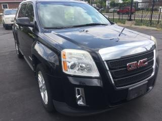 Used 2011 GMC Terrain SLE-2 for sale in Hamilton, ON