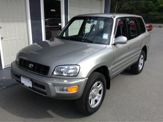 Used 1999 Toyota RAV4 for sale in Parksville, BC