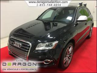Used 2014 Audi SQ5 Technik Technik for sale in Cowansville, QC