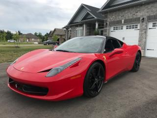 Used 2011 Ferrari 458 ITALIA for sale in Concord, ON