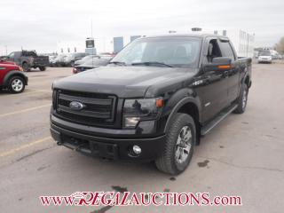Used 2014 Ford F150 FX4 SUPERCREW SWB 4WD 3.5L for sale in Calgary, AB