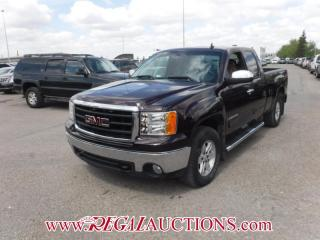 Used 2008 GMC SIERRA 1500 SLE EXT CAB 4WD 5.3L for sale in Calgary, AB