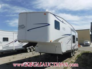 Used 2008 Trail Cruiser TC525RK  5TH WHEEL TRAVEL TRAILER for sale in Calgary, AB