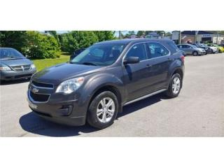 Used 2013 Chevrolet Equinox LS for sale in Saint-jerome, QC