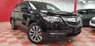 Used 2016 Acura MDX Ensemble Navigation 4 portes SH-AWD for sale in Saint-eustache, QC