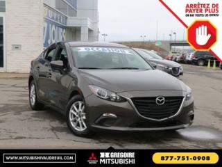 Used 2014 Mazda MAZDA3 Gs-Sky A/c for sale in Vaudreuil-dorion, QC