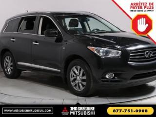 Used 2014 Infiniti QX60 AWD GPS SUNROOF CUIR for sale in Vaudreuil-dorion, QC